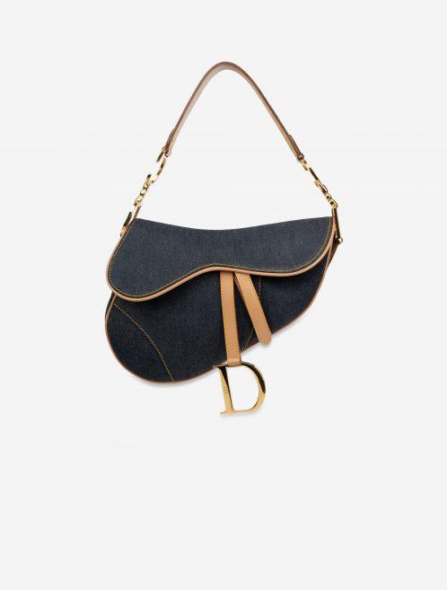 Dior Saddle Medium Leather / Denim