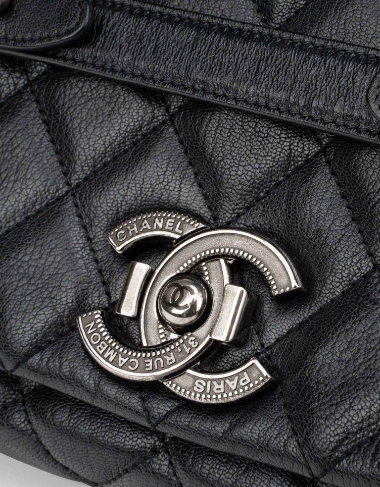 Chanel Timeless Jumbo Lamb Black