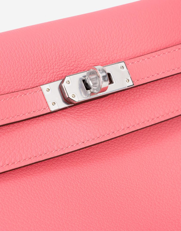 Hermès Kelly Danse Evercolor Rose Azalee