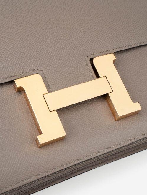 Hermès Constance 24 Epsom Gris Asphalte