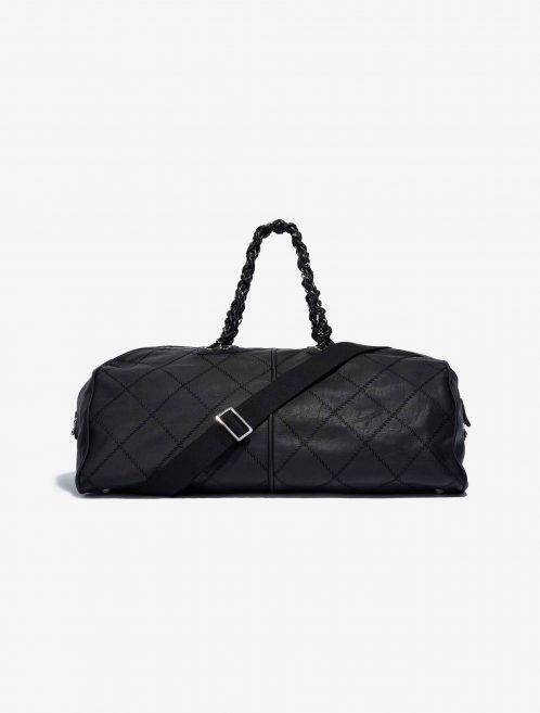Chanel pre-loved Travelbag Calfskin Black