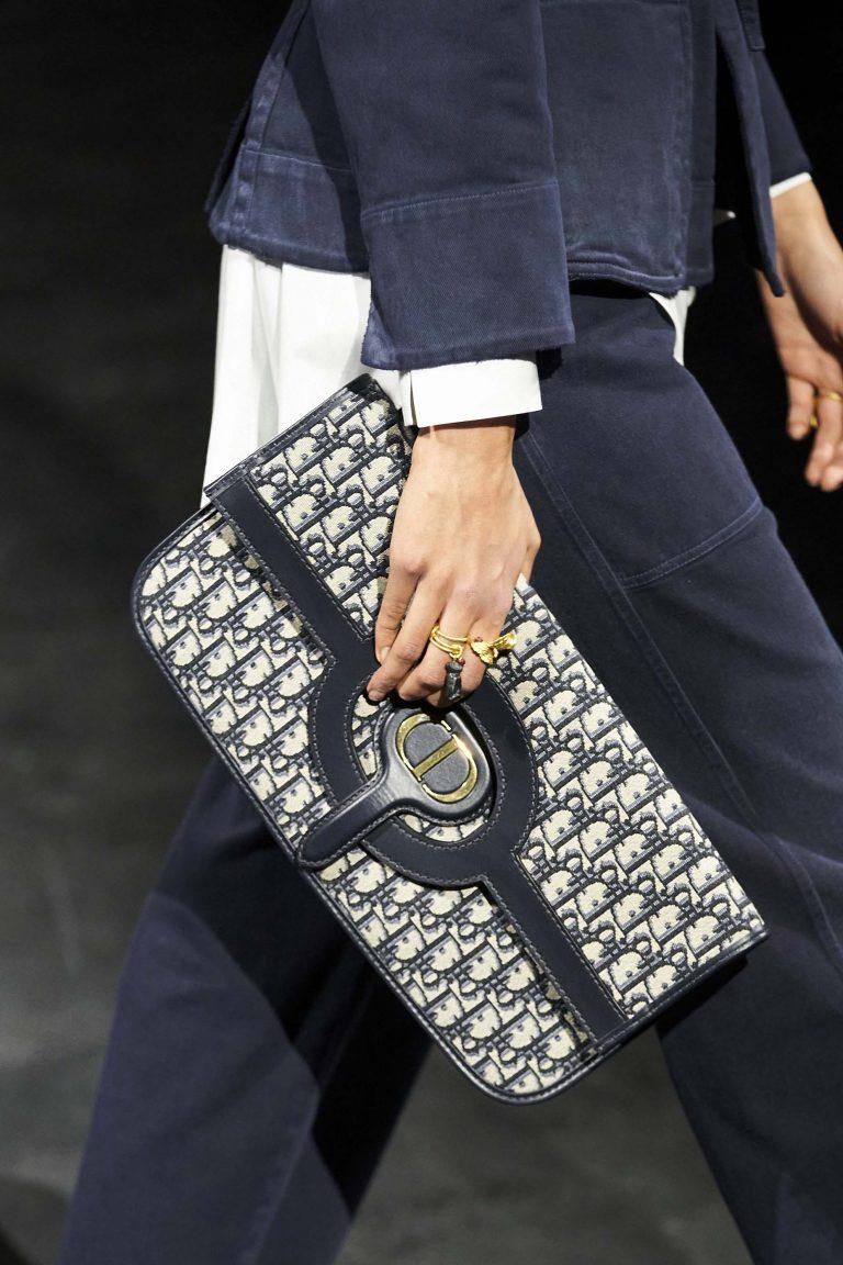 Dior Monogram Clutch Spring Summer 2021