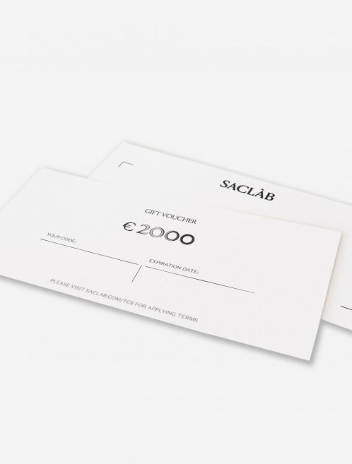 Gift Card €2.000   | Sell your designer bag on Saclab.com
