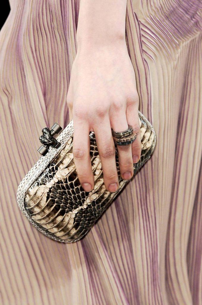 Knot Clutch Bottega Veneta