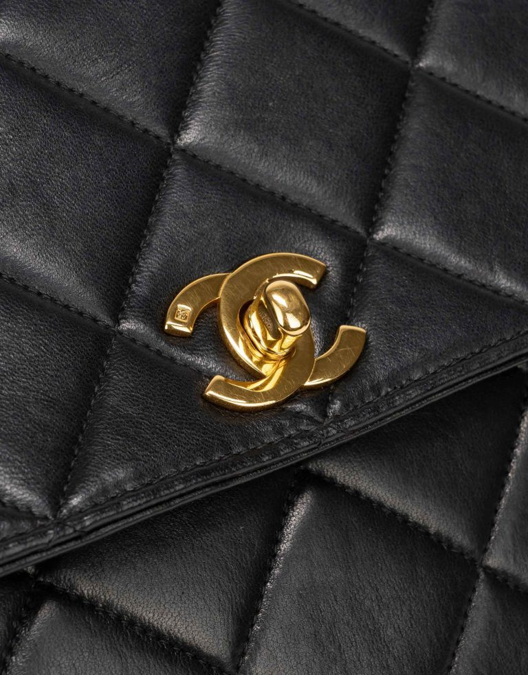 Chanel Timeless Small Lamb Black