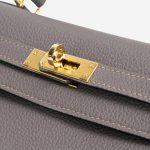 Hermès Kelly 25 Togo Etain