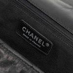 Chanel 2.55 Reissue Medium Swarovski / Chevre Black