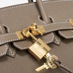 Hermès Birkin 25 Epsom Etoupe