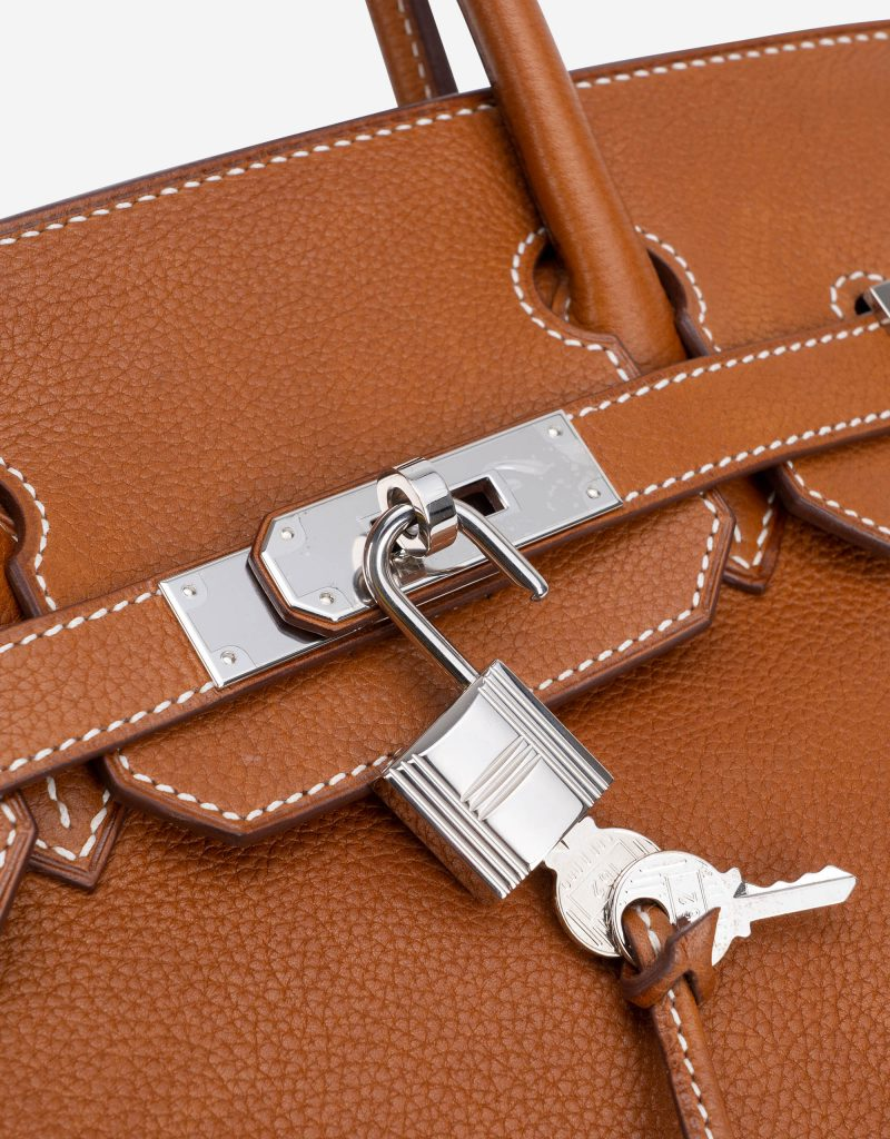Hermès Birkin 30 Barenia Fauve