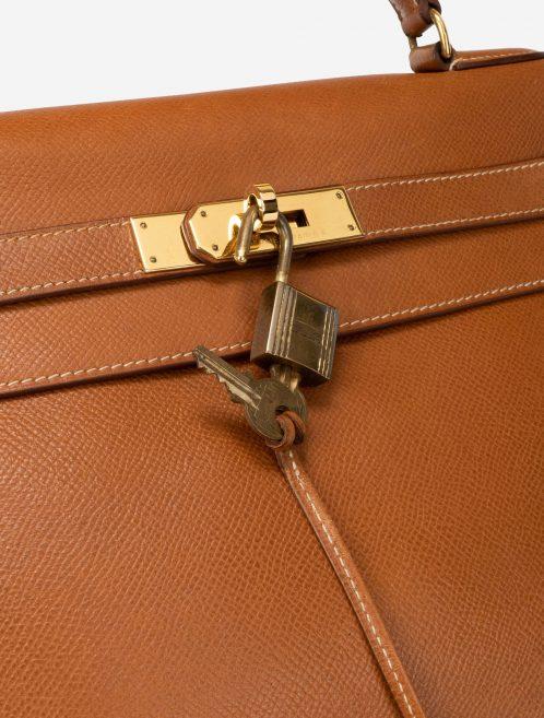 Hermès Kelly 32 Courchevel Gold