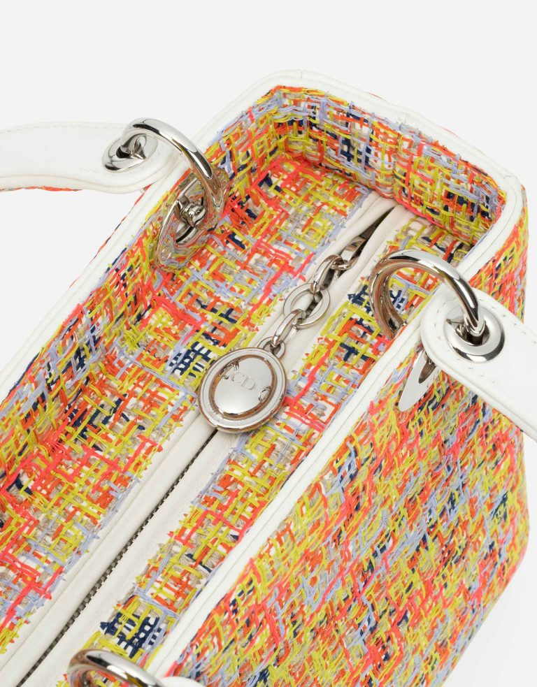 Dior Lady Medium Tweed Multicolour