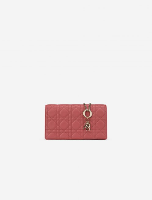 Dior WOC Clutch Small Calf Pink