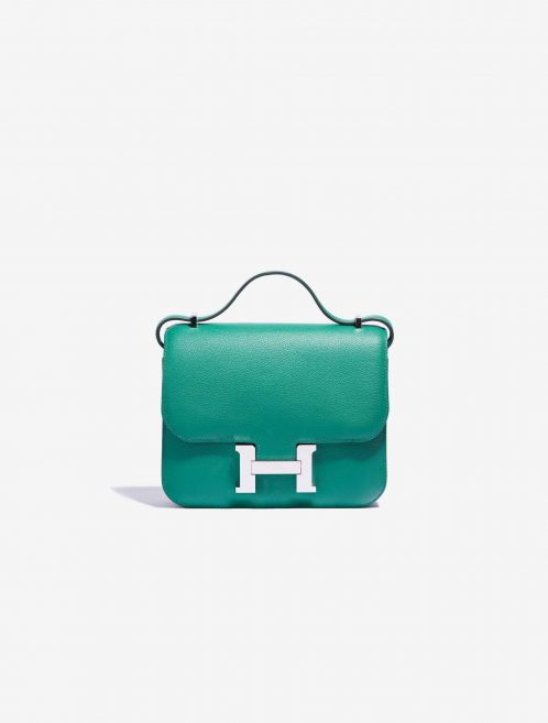 Hermès Constance Mini Evercolor Vert Vertigo SACLÀB