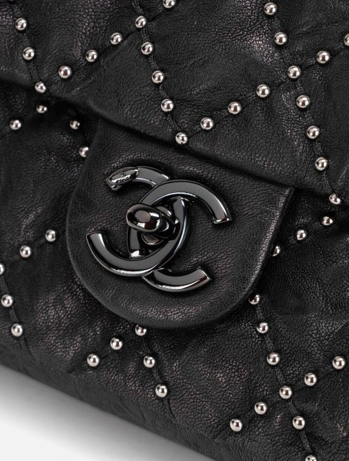 Chanel Timeless Medium Chevre So Black Black  | Sell your designer bag on Saclab.com