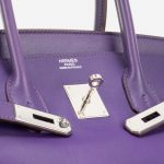 Hermès Birkin 35 Swift Iris Hardware