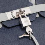 Hermès Birkin 30 HSS Togo Blue Encre / Gris Mouette Blue, Gray    Sell your designer bag on Saclab.com