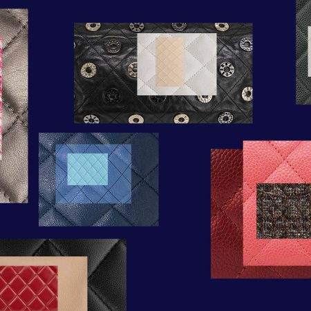 The Colours of Chanel Handbags