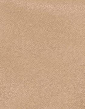 Chanel beige calfskin leather