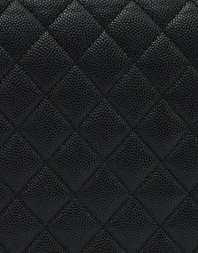 Chanel Bag Colours Black Caviar Leather