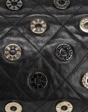 Chanel Bag Colours Black Chevre Leather