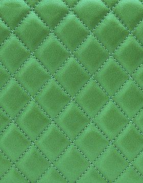 Chanel green metallic
