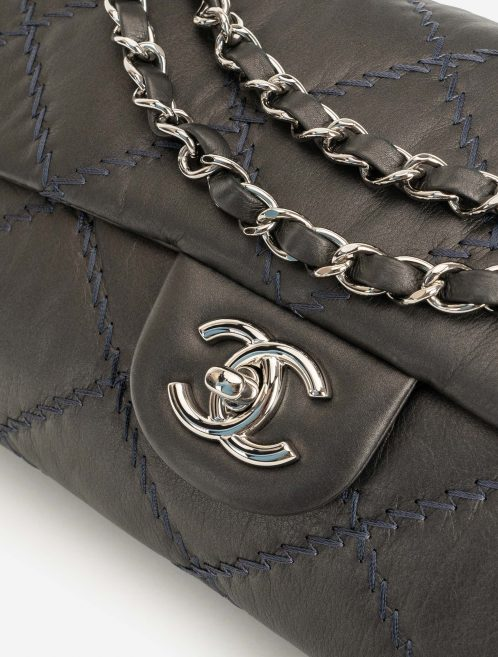 Chanel Timeless Baguette Lamb Graphite