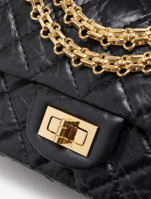 Chanel 2.55 Reissue Mini Calf Black