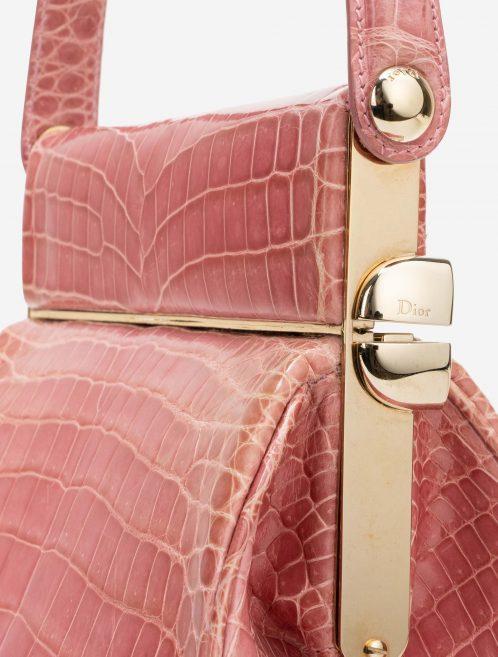 Dior Babe Niloticus Crocodile Pink