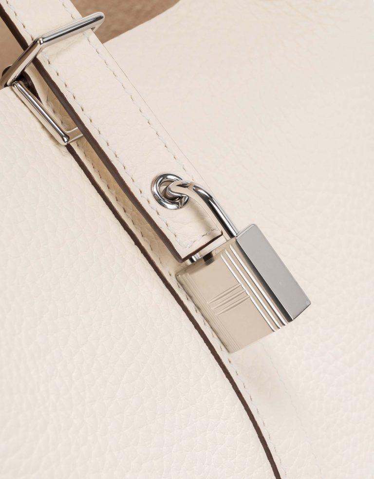 Hermès Pictoin 18 Clemence / Swift Nata / Sesame