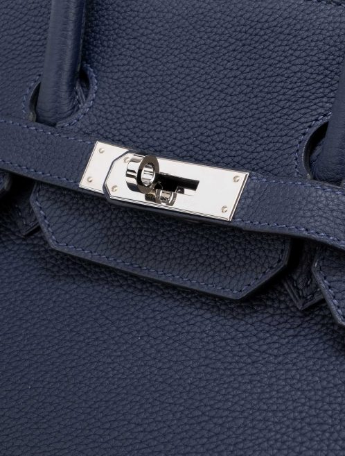 Hermès Birkin 35 Togo Blue Nuit