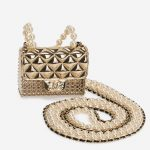 Chanel Timeless Micro Necklace