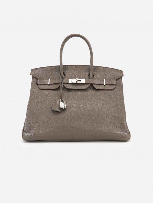 Hermès Birkin 35 Clemence Etain
