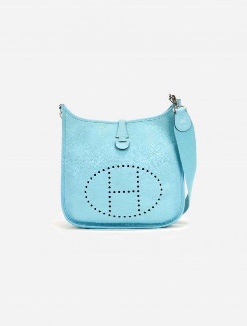 Hermès Evelyne 29 Togo Blue Atoll