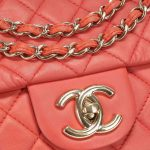 Chanel Timeless Maxi Lamb Red
