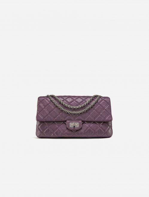 Chanel 2.55 Reissue 226 Lamb Purple
