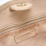 Chanel PST Small Caviar Beige