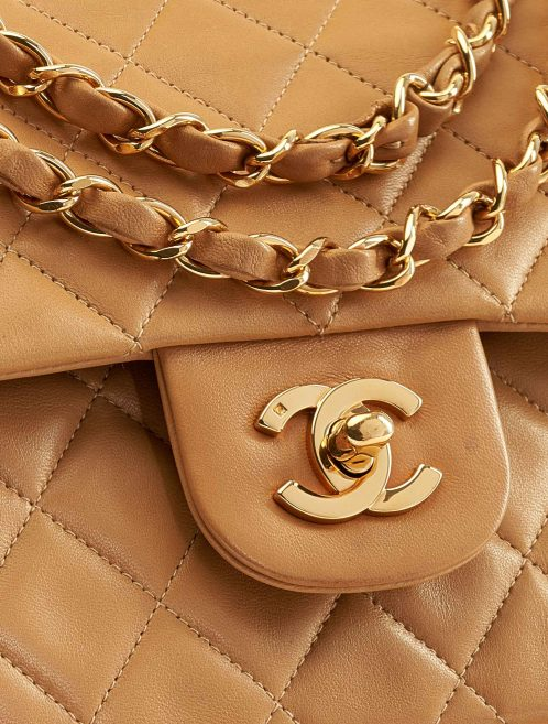 Chanel Timeless Medium Calf Beige