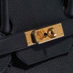 Hermès Birkin 35 Togo Black