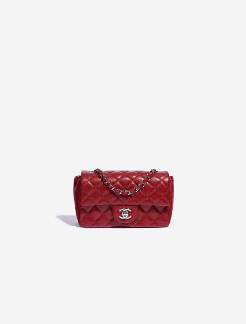 Chanel Timeless Small Caviar Red