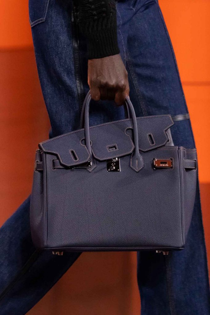 Hermès Fall Winter 2021 2022 Birkin Bag with removable Pochette