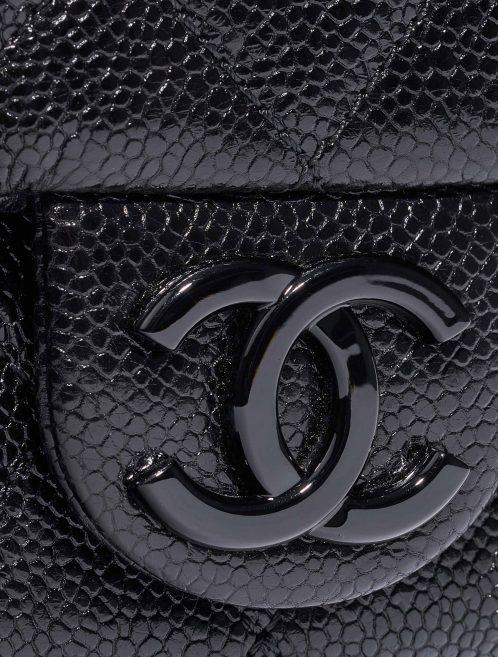 Chanel Timeless Mini Incognito Caviar So Black