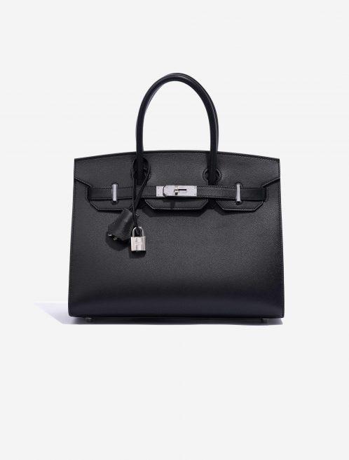 Hermès Birkin 30 Veau Madame Black