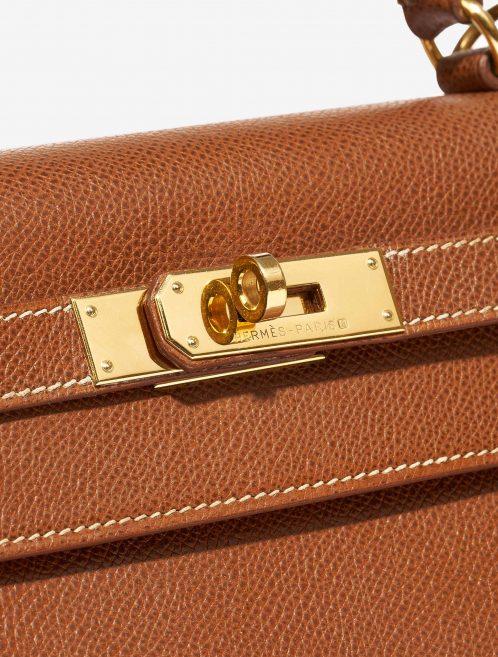 Hermès Kelly 32 Epsom Marron d'Inde