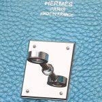 Hermès Birkin 35 Togo Bleu Tourquoise