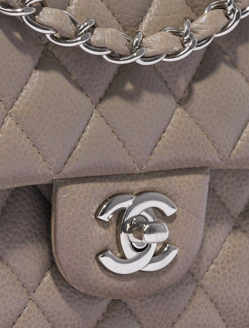 Chanel Timeless Medium Caviar Taupe