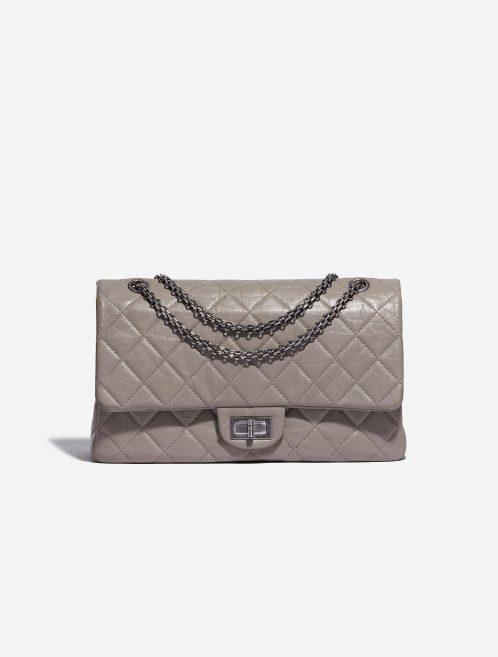 Chanel 2.55 Reissue 227 Aged Calfskin Beige