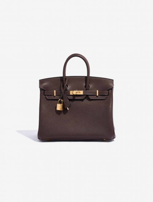 Hermès Birkin 25 Barenia Faubourg Ebene