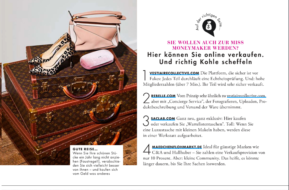 Saclab Featured on Cosmopolitan