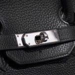 Hermès Birkin 35 Clemence Black