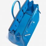 Hermès Birkin 35 Epsom Blue Frida